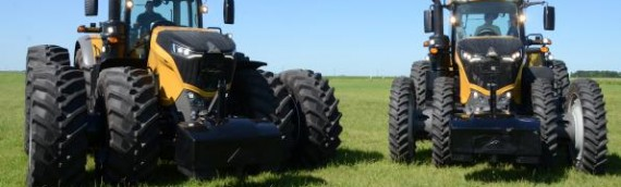 First Look: Agco to rollout Challenger 1000